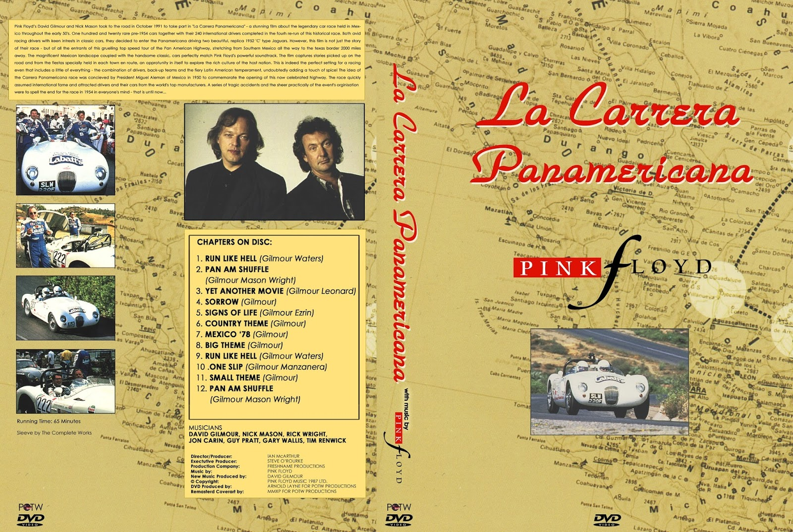 T U B E Pink Floyd La Carrera Panamericana Dvdfull