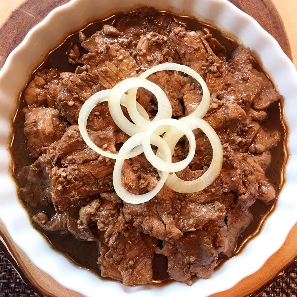 Pork Bistek