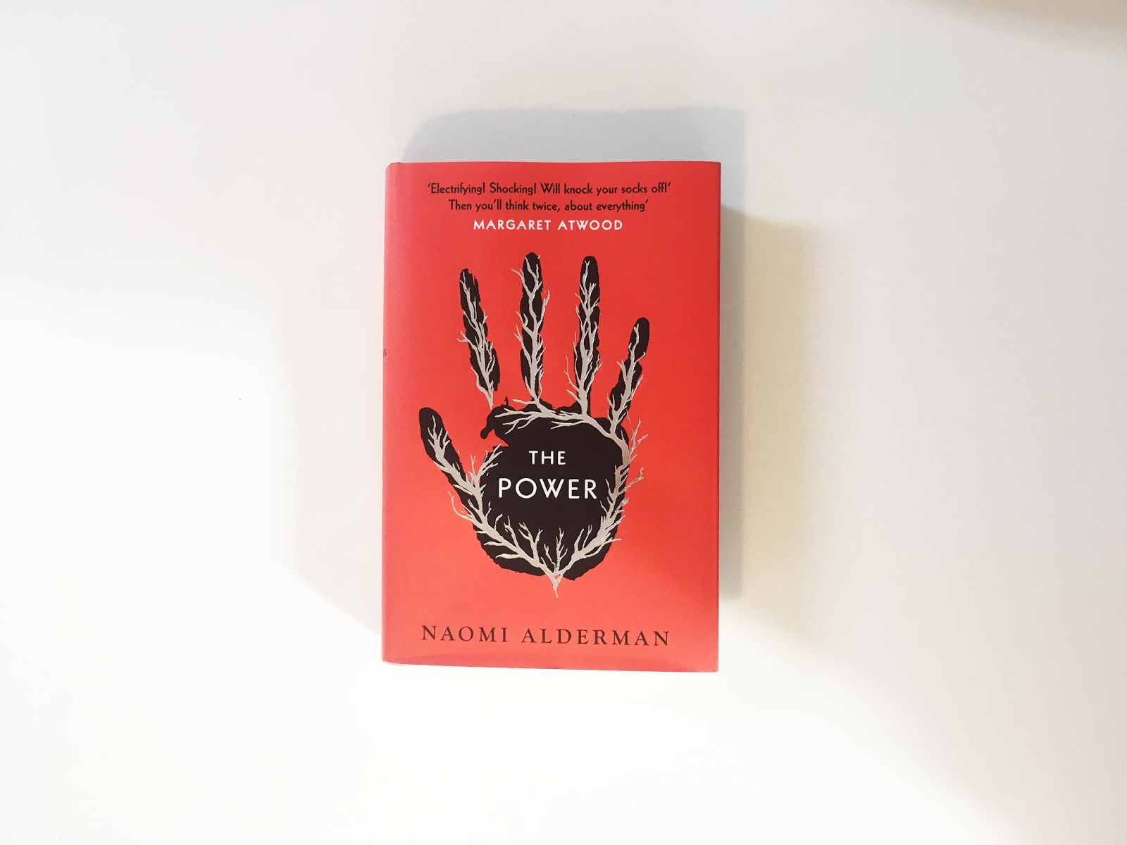 Me Power Reviews >> Book Review The Power By Naomi Alderman M M
