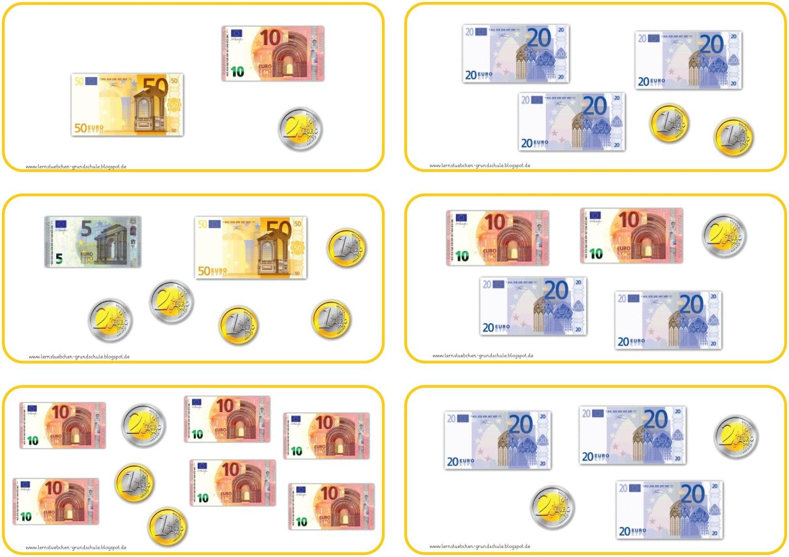 Lernstubchen Geld Zr 100 8 Station