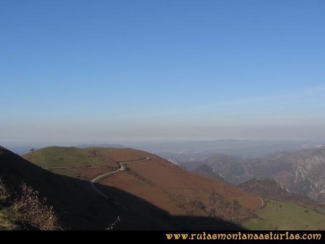 Ruta Linares, La Loral, Buey Muerto, Cuevallagar: Alto del Canto La Cruz