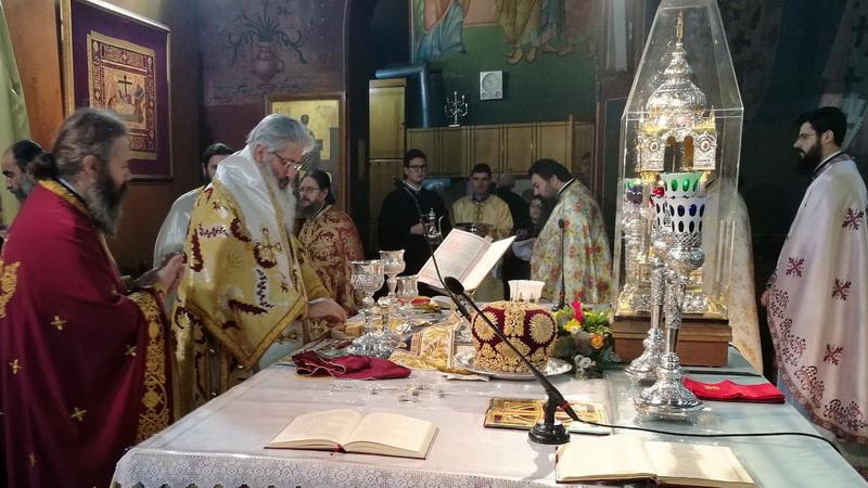 Εορτασμός της Υπαπαντής του Κυρίου στον Ιερό Ναό Αγίας Κυριακής Αλεξανδρούπολης