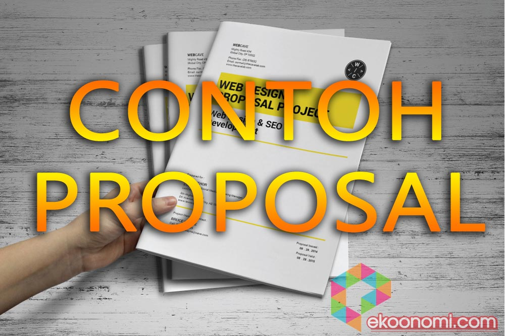 Contoh Proposal Download Contoh Format Proposal