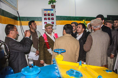 Microhydro Projects in District Shangla