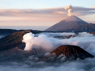 Mount Merapi - The Great Mount of Java