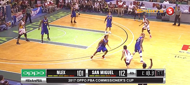 San Miguel def. NLEX, 114-108 (REPLAY VIDEO) May 19