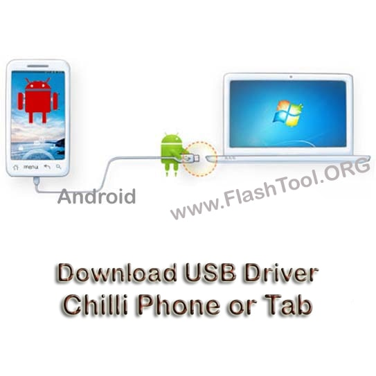 Download Chilli USB Driver