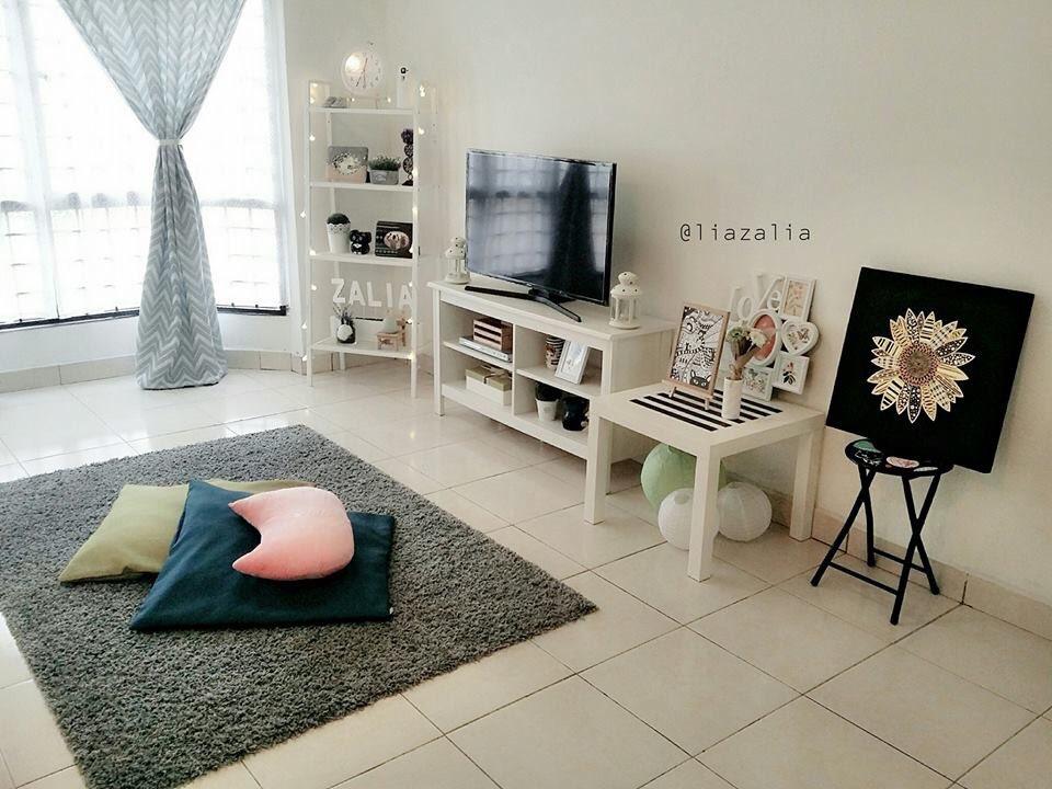 Paling Penting Kita Kena Keluarkan Idea Untuk Dekor Yang Simple And Nice Tak Perlu Perabot Besar Macam Dekat Rumah Dato Alif Syukri