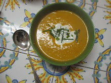 Soup for a wintry day in June