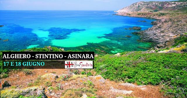 FOTO TOUR ALGHERO STINTINO ASINARA CON BUYSARDINIA