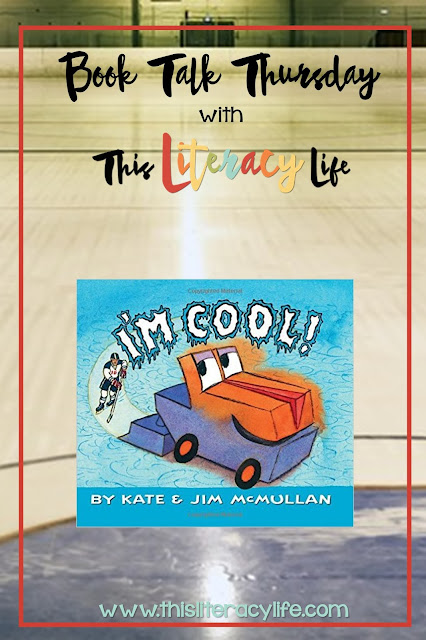 The Zamboni is made fun in this exciting book that showcases the importance of it during hockey games and how it works.