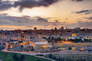 Ibu Negara Israel Kini Baitulmaqdis