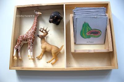 Montessori Aktivitäten für Kleinkinder Montessori Work Toddler 2 Jährige