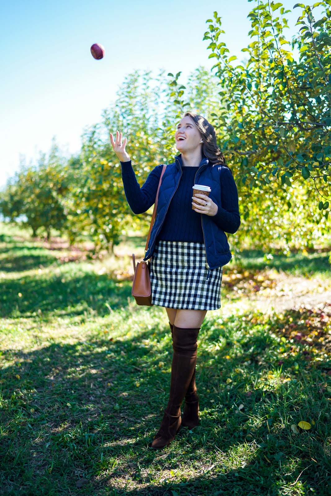 apple picking, apple orchard, new england fall activities