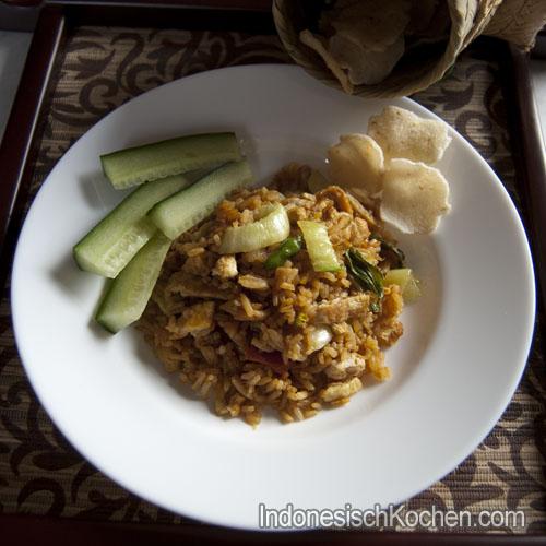 Nasi Goreng Indonesisch