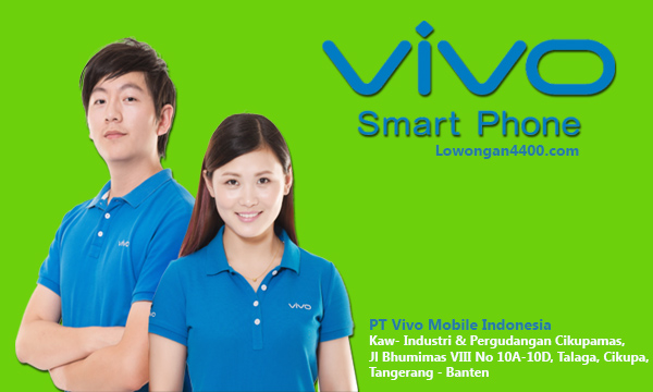 PT Vivo Mobile Indonesia