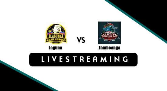 Livestream List: Laguna vs Zamboanga June 14, 2018 MPBL Anta Datu Cup