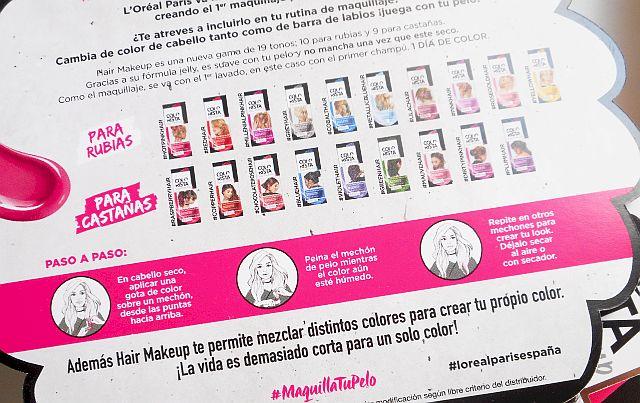 Miss Potingues: Colorista Hair Makeup de L\'Oreal: Para quién y para ...