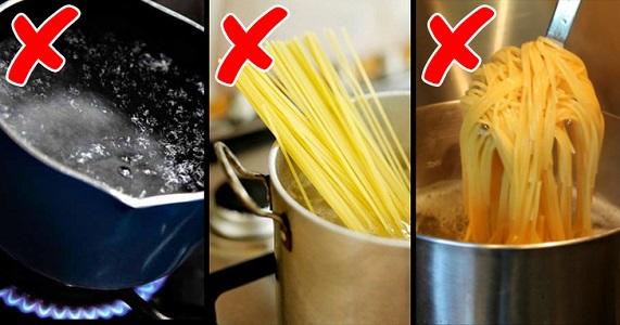 Mükemmel Spagetti Makarna Pişirmek İçin Birkaç İpucu