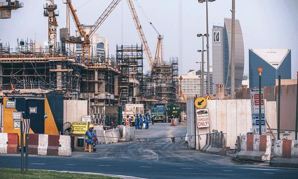 kerja kontruksi di negara emirates kota dubai