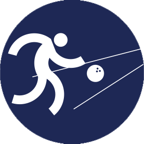 Icon Logo Bowling Asian Games 2018