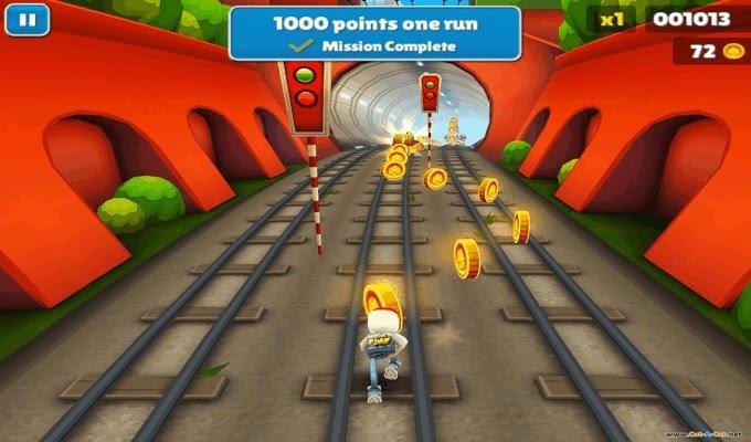 صور لعبة Subway Surfers