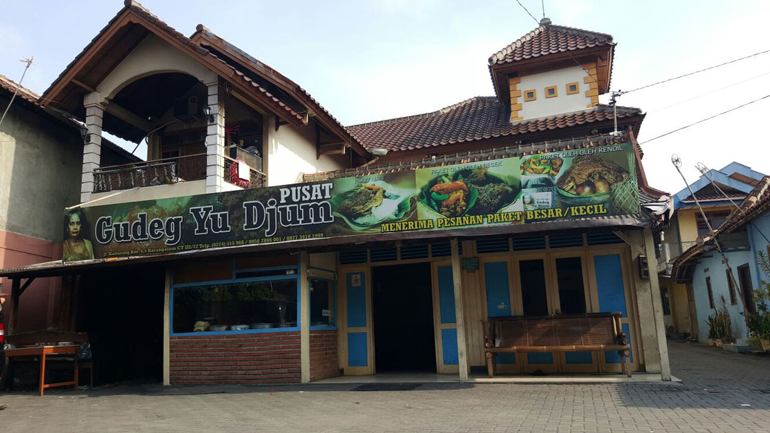 The Story Of Food Culinary Tours Special In Yogyakarta English