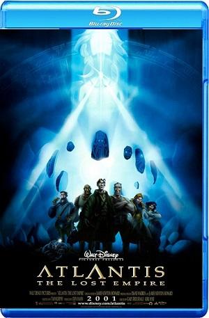 Atlantis The Lost Empire BRRip BluRay 720p