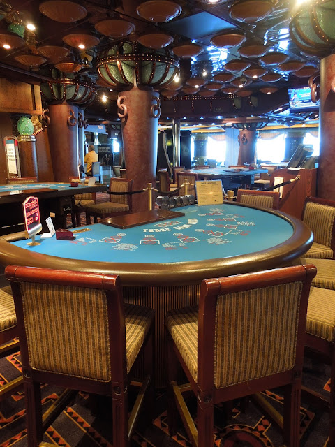 Carnival Paradise casino