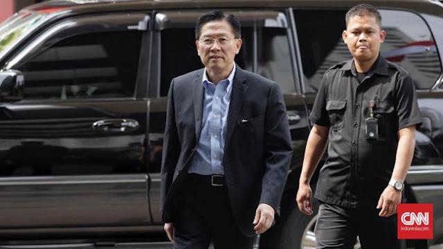 Kasus Meikarta, James Riady Bungkam Saat Tiba di KPK