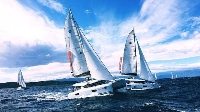 Βίρα τις άγκυρες για το 9o Catamarans Cup International Regatta