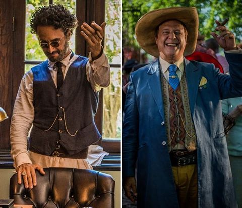 """Antes e depois: veja os atores que dividem papéis em """"Velho Chico"""" e quem é quem na segunda fase."""