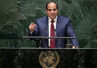 الرئيس السيسي يعود إلى الوطن بعد مشاركته في الجمعية العامة للأمم المتحدة