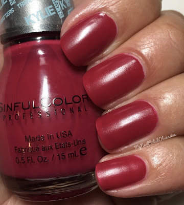 Sinful Colors; Kylie Jenner Trend Matters - Miss Kalws