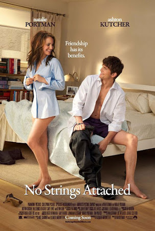 Poster Of No Strings Attached 2011 In Hindi Bluray 720P Free Download