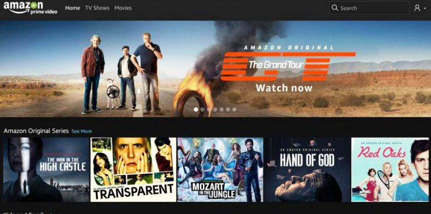 Amazon to Provide Ads Supported Online TV Free on Amazon