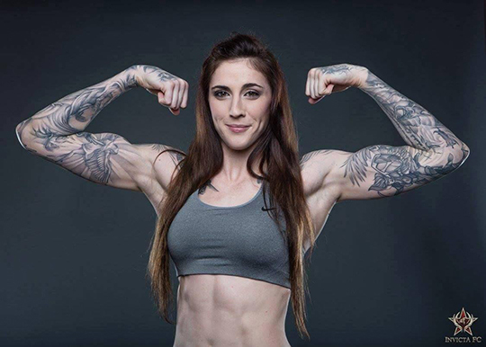 Megan Anderson-mma fighter-best mma fighter