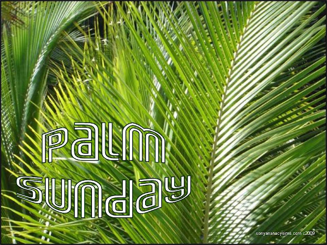 Best Palm Sunday Images Greeting Cards Ecards