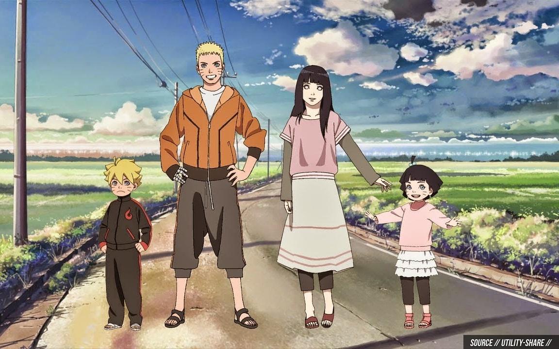 Inspirasi Kisah Cinta Antara Uzumaki Naruto Dan Hyuuga Hinata