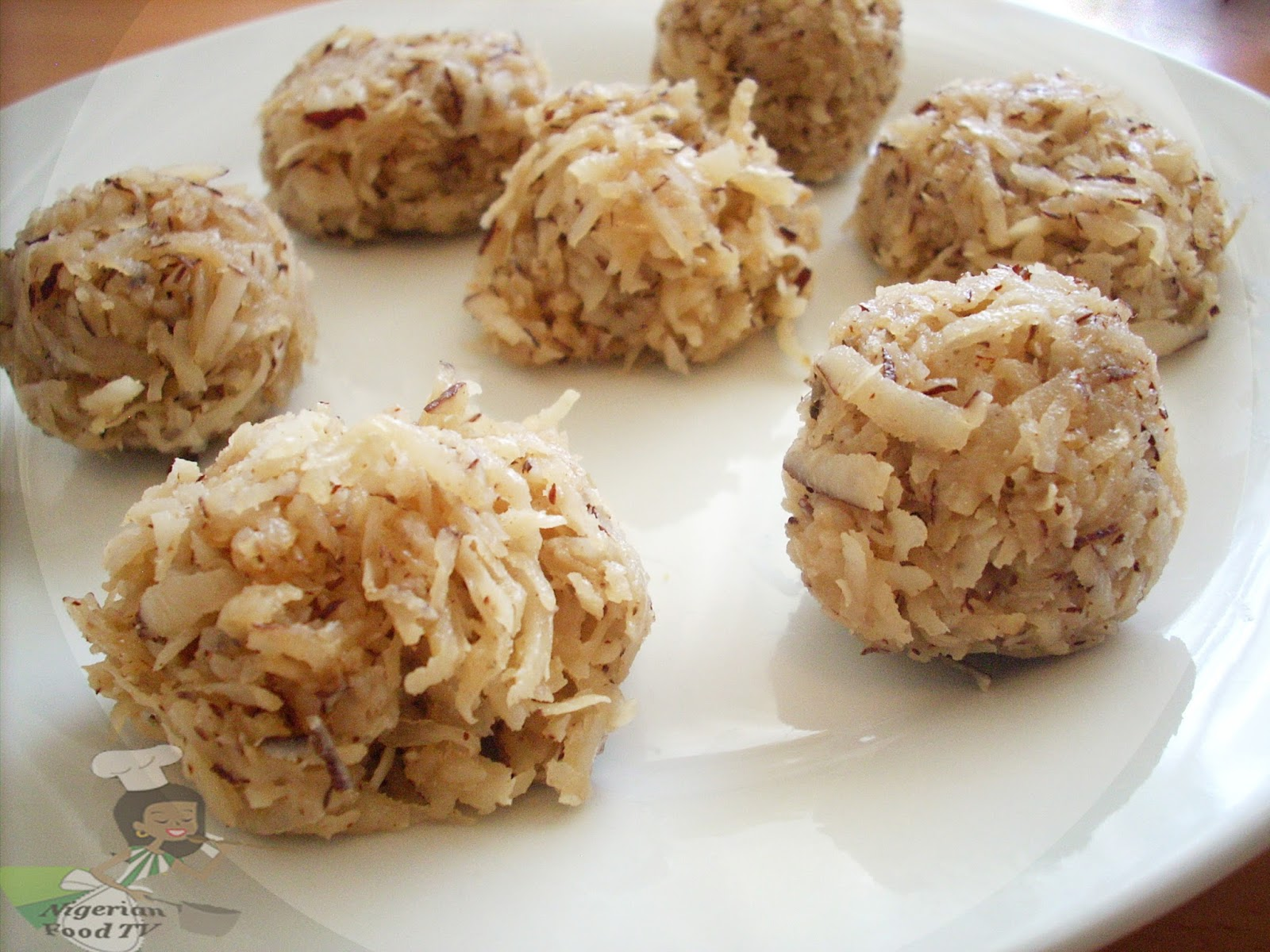 Nigerian Coconut Candy, how to make Nigerian Coconut Candy, chancacas