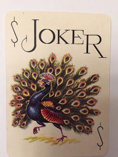 Peacock Joker, Rare