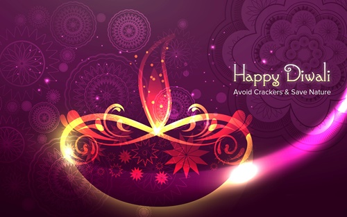 Happy Diwali Messages Msg Images, Wallpapers in English