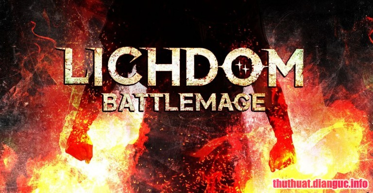 Download Game Lichdom Battlemage Full Cr@ck