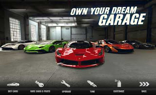 CSR Racing 2 Mod Apk Mega Mod