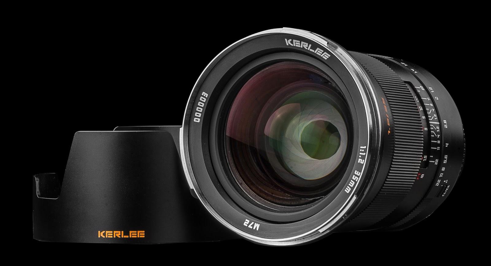 Объектив Kerlee 35mm f/1.2
