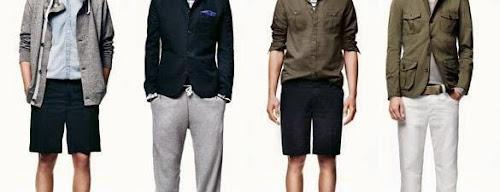 TIPS Fashion Untuk Pria Kurus
