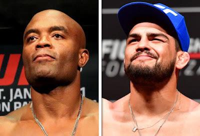 Confirmado a luta de Anderson Silva e Kevin Gastelum no UFC em Novembro