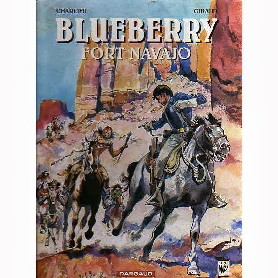 Blueberry T1: Fort Navajo