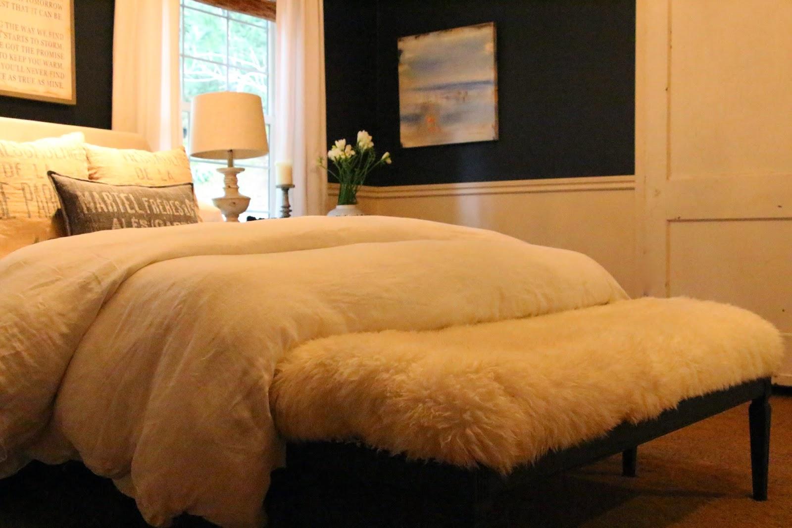 My Sweet Savannah Bedroom Bench