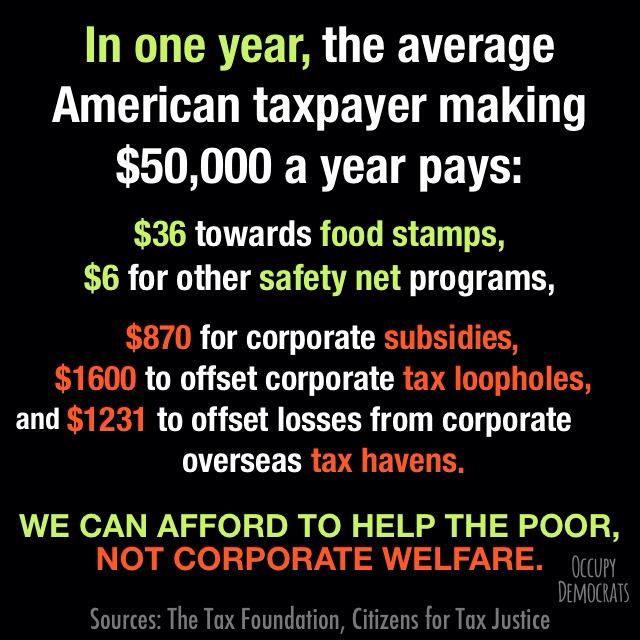 an overview of the american tax for the welfare program